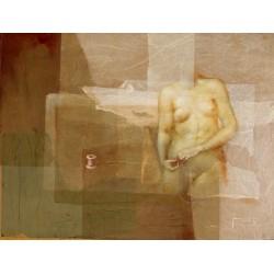 Maria Micozzi, painting , acrylics and varnish on canvas, Contemporary Art,