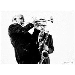 Trumoet & Sax
